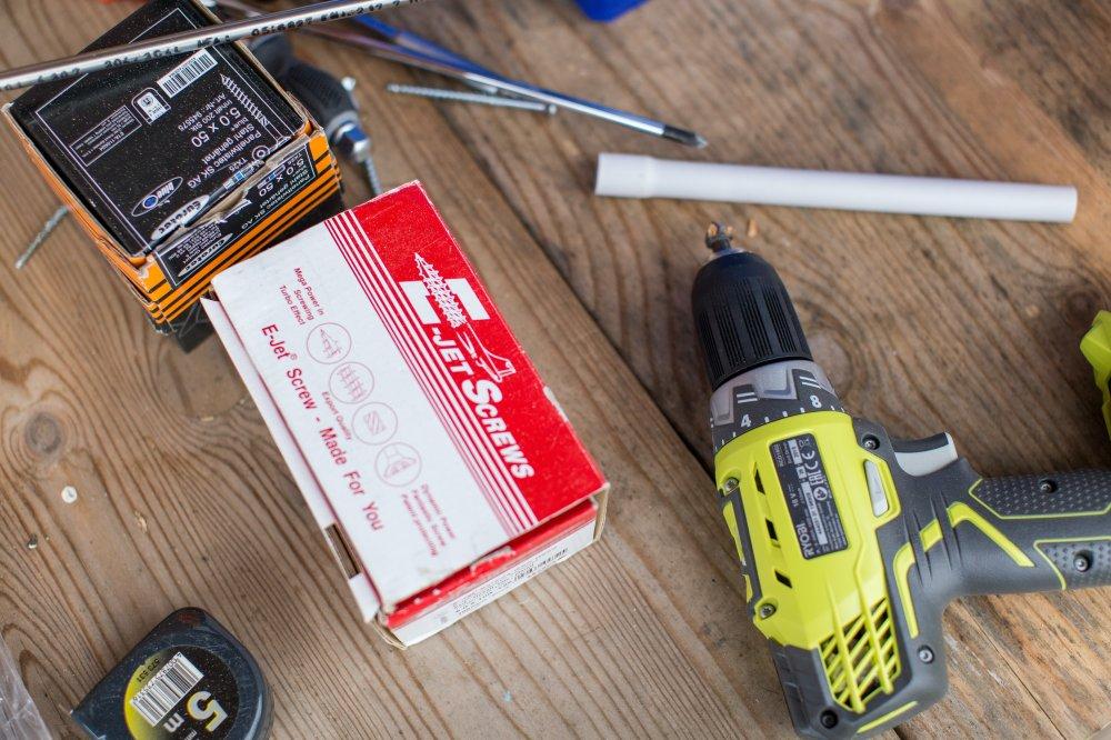Köp ett högkvalitativt batteri till verktyget
