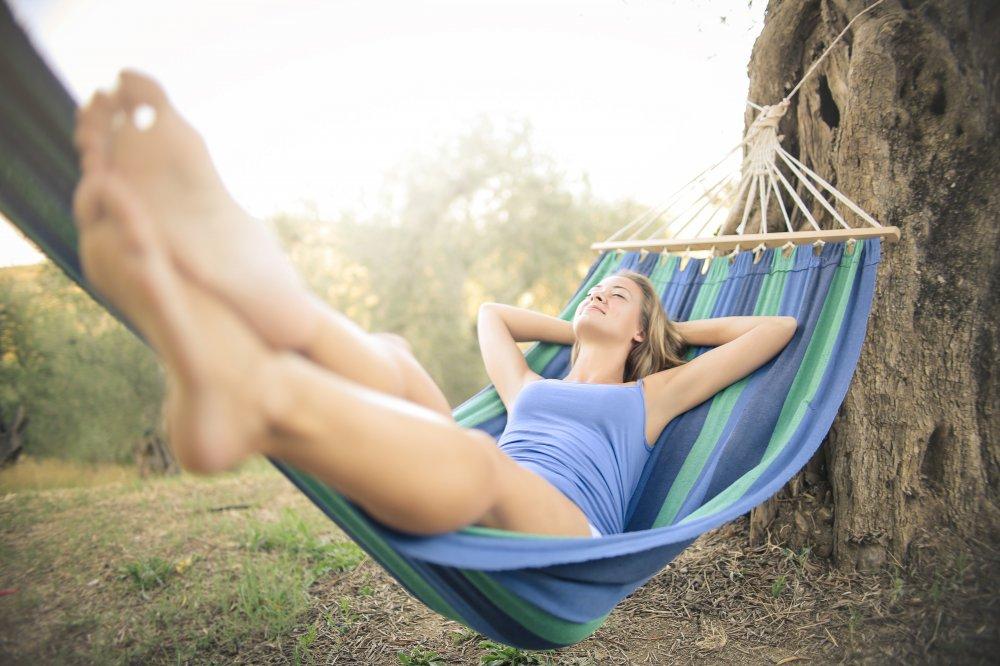 Höjden av njutning i sommar