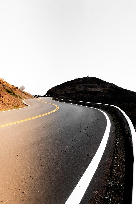Bra information om vägmarkeringar