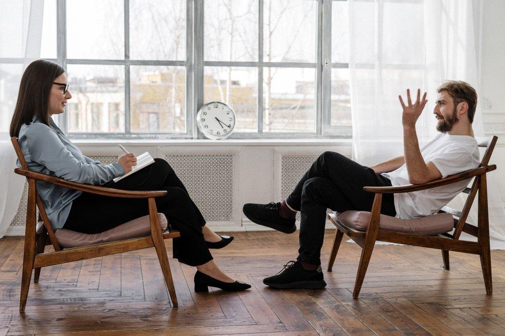 Psykiatriker med lång erfarenhet i Stockholm