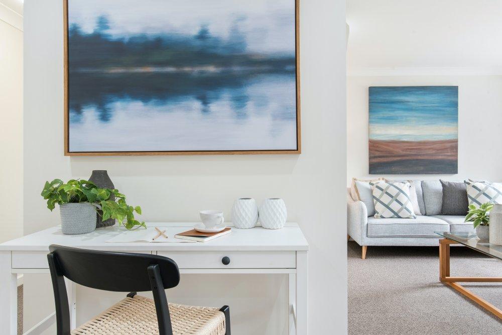Homestyling kan vara det som avgör slutpriset på en bostadsförsäljning i Stockholm