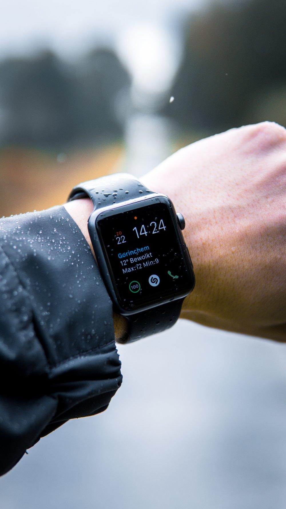 Nu tar du och köper en smartwatch, herr konservativ